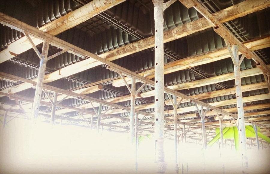 faseleh setonha1 min - قالب برداری سقف وافل چگونه است؟